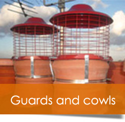 Guards and cowls